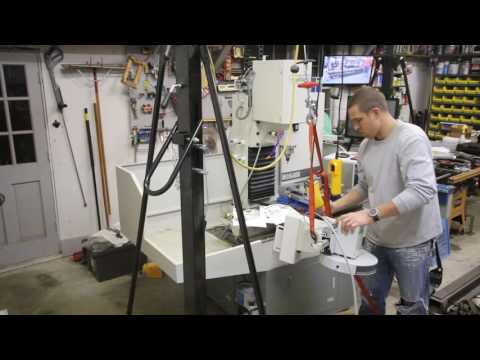 Tormach 1100 Mill Upgrades Part 1 Automatic Tool Changer Install