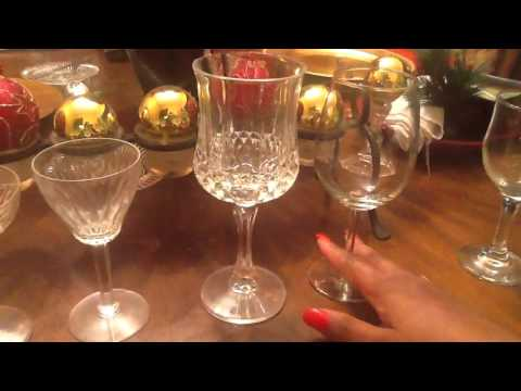 Wine Glass Etiquette