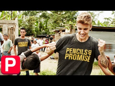 Justin Bieber - Guatemala Pencils Of Promise Journal Video