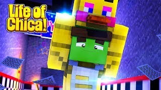 LIFE AS CHICA - Minecraft Life w/TinyTurtle