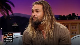 Jason Momoa & Lisa Bonet: Love at First Sight