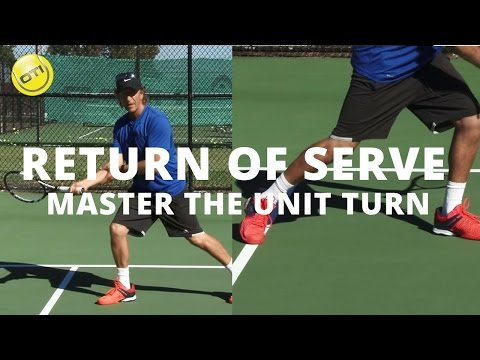 The #1 Secret For A Great Return Of Serve