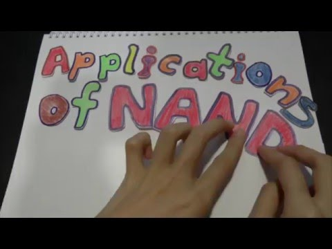 Applications of NAND Gates