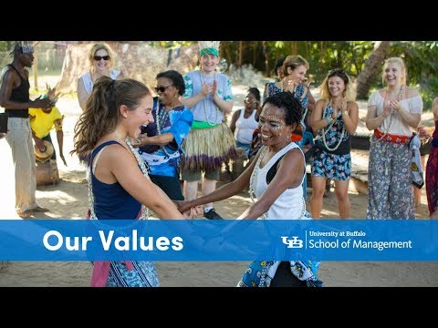 UB School of Management - Our Values