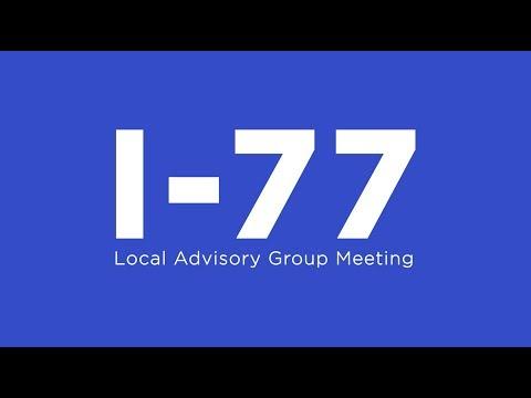 Local Advisory Group Meeting 2.22.18