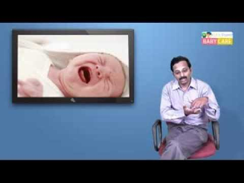 How to Handle Crying Baby (Tamil)