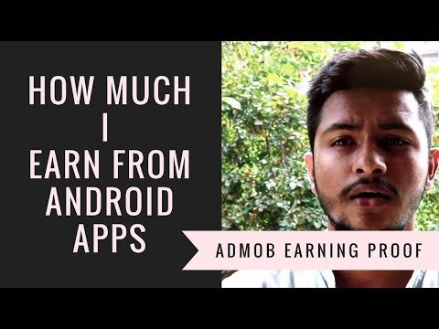 Admob Earning Proof - Earn From Android Apps | TechnoSeekers