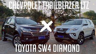 Download COMPARATIVO: Chevrolet Trailblazer LTZ x Toyota SW4 Diamond Video