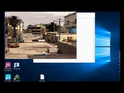 How To Turn On Fullbright And Change Fov In Cod4 100% Working