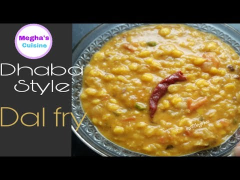 Dhaba style dal fry : easy and simple recipe in hindi