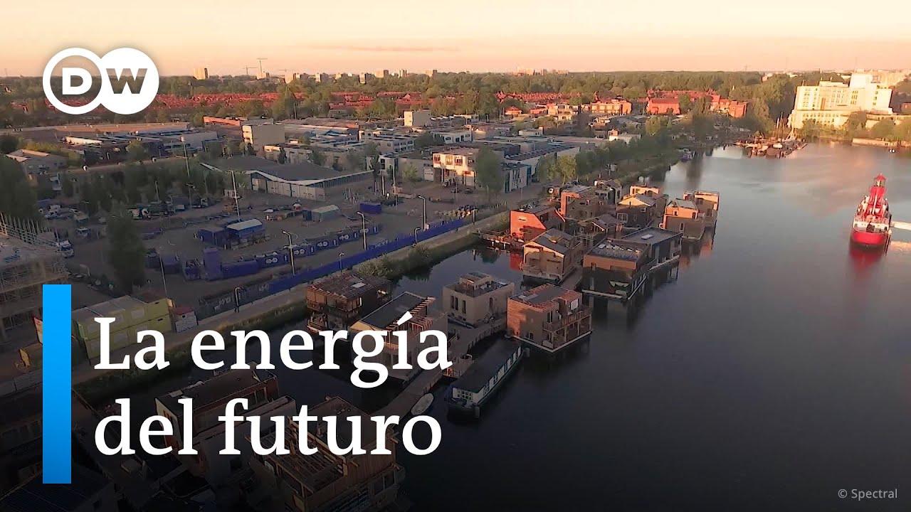 Ciudad inteligente: Ámsterdam revoluciona la energía