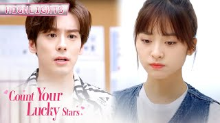 Andi is upset with Francis | Count Your Lucky Stars