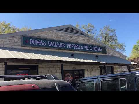 Dumas walker pepper and pie company