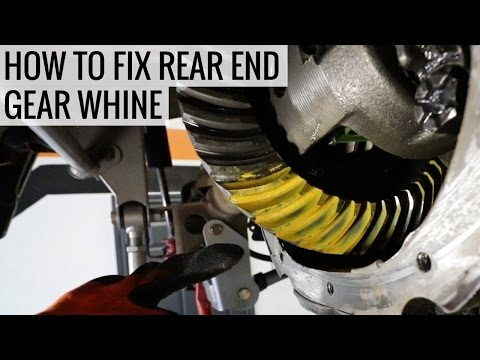 How To Fix Rear End Gear Whine - Mullet Mustang - EP10