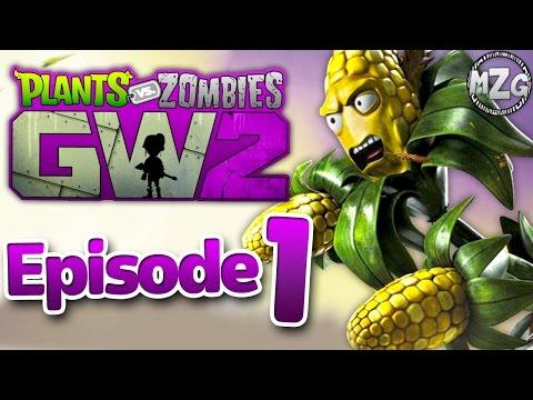 The Battle BEGINS! - Plants vs. Zombies: Garden Warfare 2 Gameplay - Episode 1