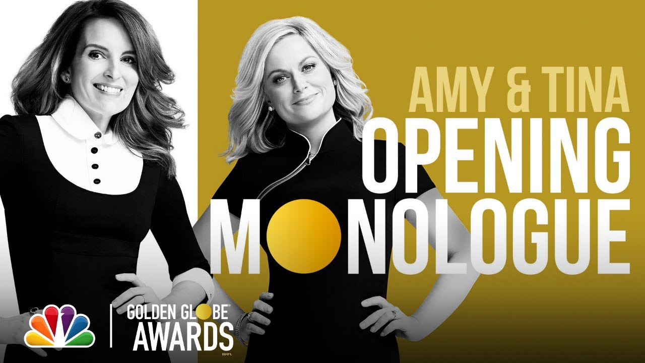 Amy Poehler and Tina Fey's Opening Monologue - 2021 Golden Globes