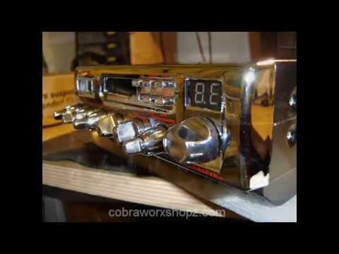 COBRAWORXSHOPZ - RANGER RCI-69FFB4 - 10m & 11m MULTIMODE AMATEUR RADIO TRANSCEIVER - 400 WATTS