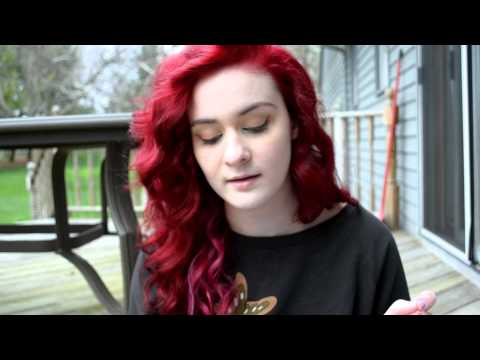 How to achieve even BRIGHTER red hair from dark brown WITHOUT bleaching or pre-lightening :)