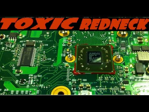 Fixing A Failed GPU / MotherBoard