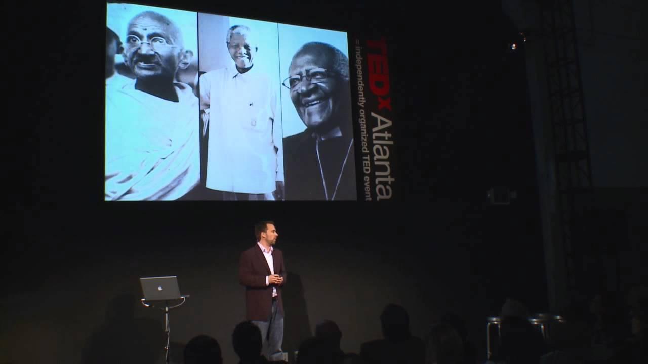 The secret to creating the beloved community: Doug Shipman at TEDxAtlanta