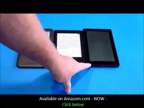 Kindle Paperwhite High Resolution