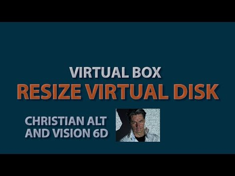 Virtual Box ●  Increase Disk Size  ●  In Windows