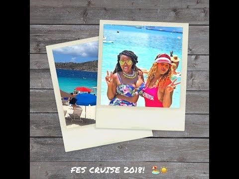 FES CRUISE 2018 aka FREE VACATION (Royal Caribbean- Harmony of the Seas)