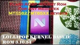 6 minutes, 26 seconds) Mt6582 Roms Video - PlayKindle org
