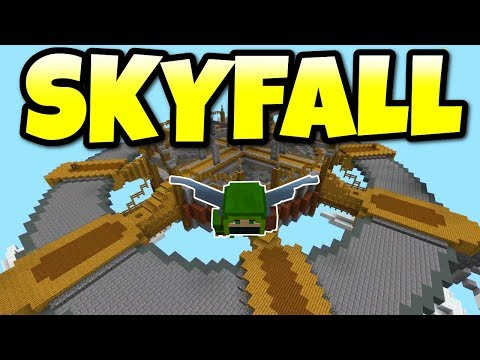 Minecraft Xbox One Skyfall Gameplay! THE RING MASTER -Mineplex Better Together
