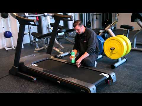Treadmill Maintenance - How To Lubricate A Treadmill Belt