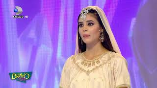 Bravo Ai Stil Ramona In Lacrimi In Gala Bollywood Cat De Duri Au Fost Juratii
