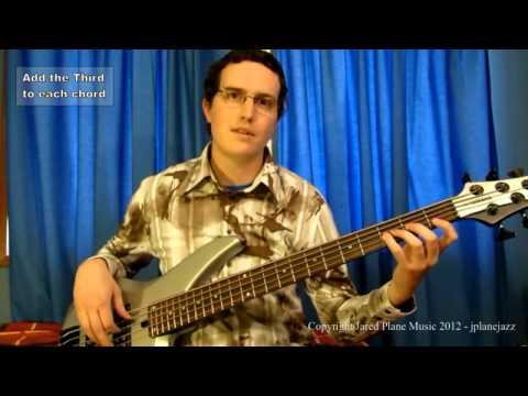 How to Play Bossa Nova Bass Lines: Bass Guitar Lesson