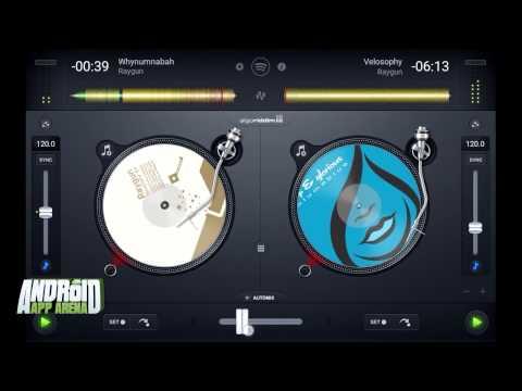 Android App Arena 54: Go DJ