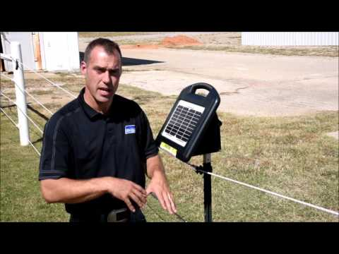 How to install the SolarGuard155 Electric Fence Energizer | Patriot