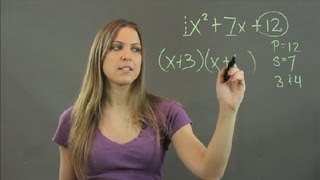 What Is The Easiest Way To Factor Out Trinomials Math Instruction