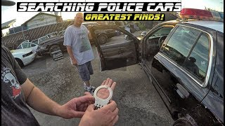 Searching Police Cars Greatest Finds! Ford Crown Victoria p71