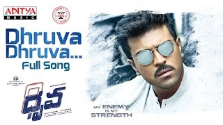 Dhruva Dhruva Full Song | Dhruva Movie | Ram Charan, Rakul Preet Singh || Hiphop Tamizha