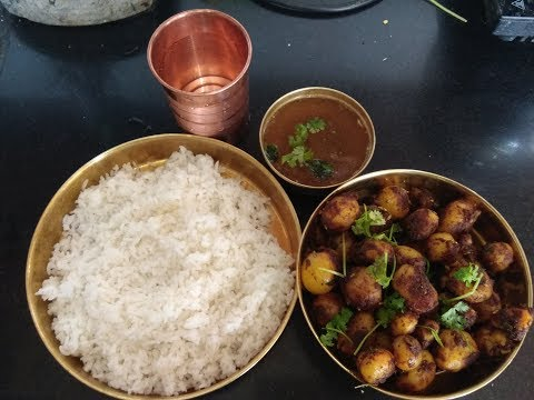 Roasted baby potatoes simple recipe|baby potatoes recipe|பேபி உருளைக்கிழங்கு வறுவல்