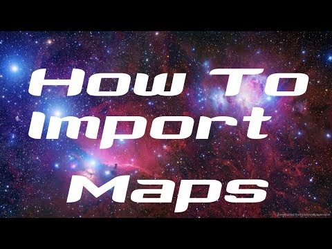How To Import Maps Into Minecraft Xbox 360 Edition
