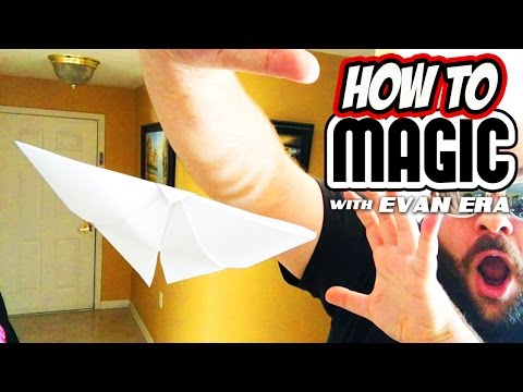 7 Magic Tricks with Paper