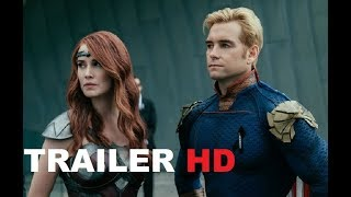 THE BOYS Official Trailer (2019) Karl Urban, Erin Moriarty, Superhero TV Series HD
