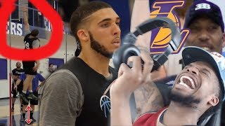 BEST SHOOTER IN THE DRAFT!? LIANGELO BALL 37 INCH VERTICAL & NBA DRAFT WORKOUT!