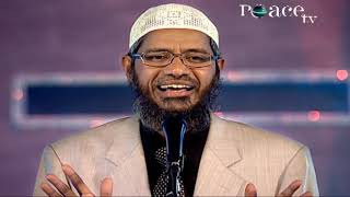 Why did Allah took 6 days to create The universe Dr Zakir Naik