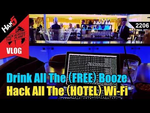 Hacking Hotel WiFi - Hack Across the Planet - Hak5 2206