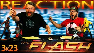"The Flash 3x23 FINALE REACTION!! ""Finish Line"""