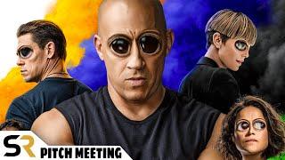 F9: The Fast Saga Pitch Meeting