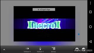 Speed art#1 Banner para XnecroX requisitos en la descripción