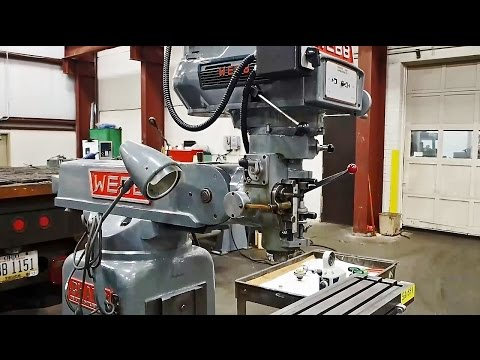 Customer Request Video: Webb Machine Setup *Specific To This Machine Only