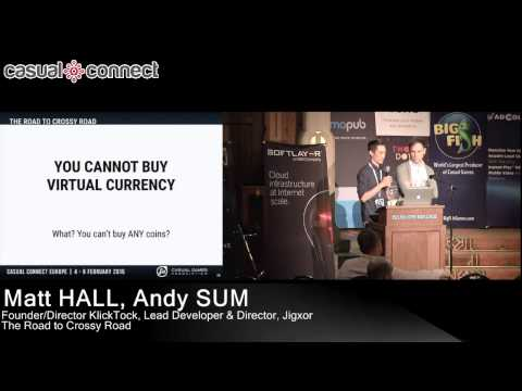 The Road to Crossy Road | Matt HALL and Andy SUM