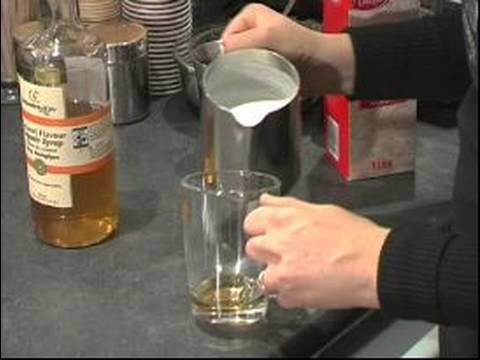 Gourmet Tea & Coffee Drink Recipes : How to Make a Milk Steamer